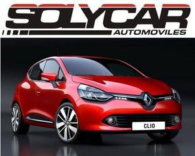Renault Clio Iv 0km Full Y Extra Full.entrega Inmed Solycar