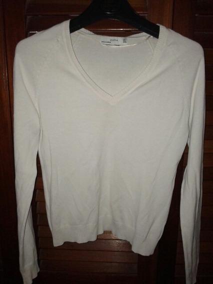 Sweater Hilo Mujer Zara