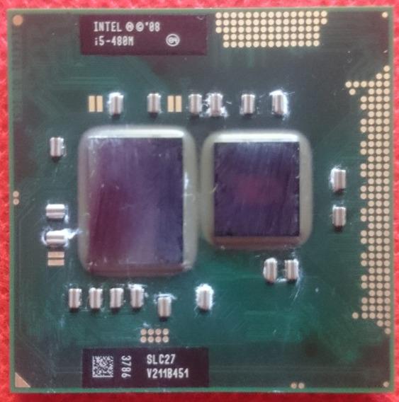 Processador Notebook Intel Core I5 480m