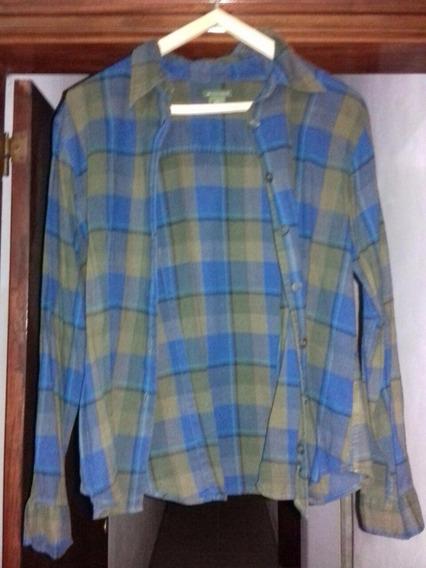 Camisa Dama Escocesa