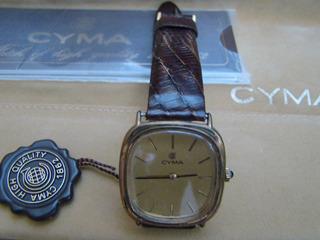 Cyma Reloj Pulsera