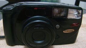 Câmera Samsung Maxima Zoom 77i Af Fuzzy Logic