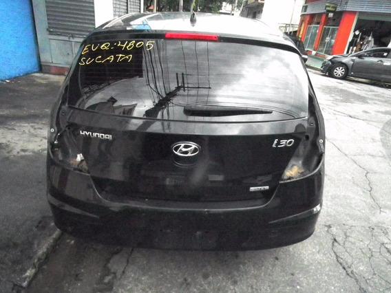 Sucata Hyundai I30 2.0 Motor Câmbio Peças Etc