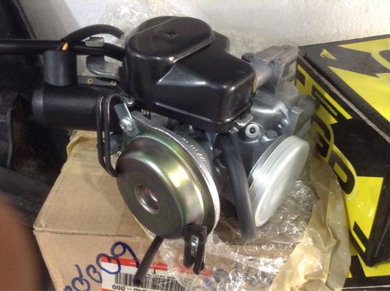 Burgmann-carburador