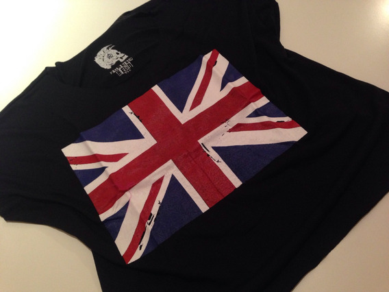 Remera Mujer Top Musculosa British Flag Thailand Exclusive
