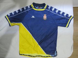 Mônaco França Camisa Original Kappa Ano 2000