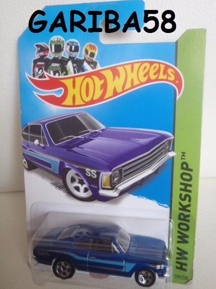 R$30 No Lote Hot Wheels Chevrolet Opala Ss 2014 Gariba58