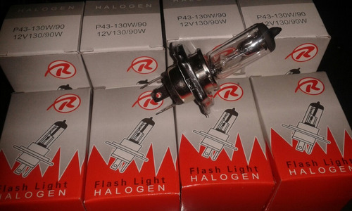 Bombillo Halogeno H4 12v 60/55w