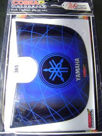Protetor De Rabeta Resinado Yamaha Ybr Azul 365