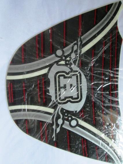 Adesivo Rabeta Titan 150, Silicone, Cinza, 26 X 16 Cm