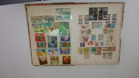 Selos Antigo Álbum Completo Vendo Por 10.000