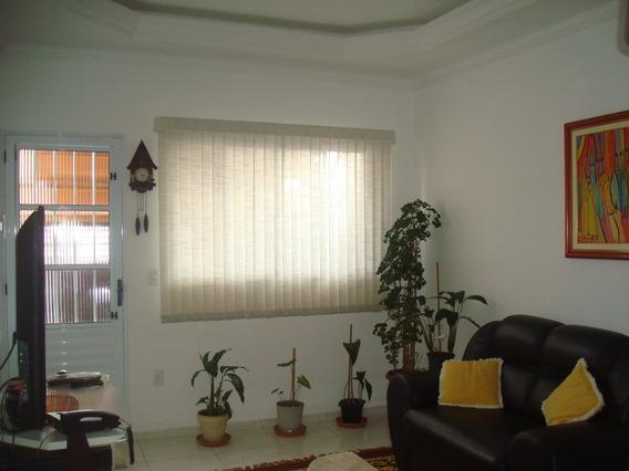 Sobrado 3 Dorm 1 Ste 110m² X Casa Térrea Em Bragança Plta