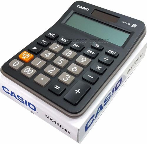Calculadora Casio 12 Dígitos Mediana Correctora ¡ Original !