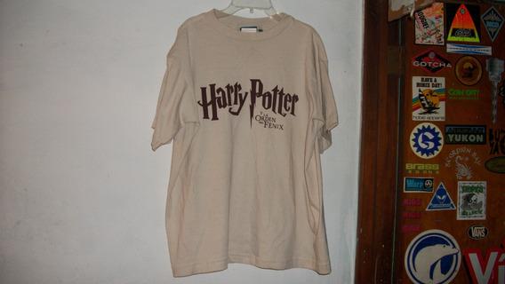 Camiseta O Playera De Harry Potter Y La Oeden Del Fénix.