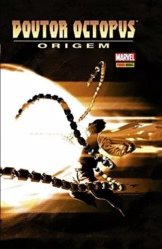 Hq Doutor Octopus Origem - Volume 1 Panini