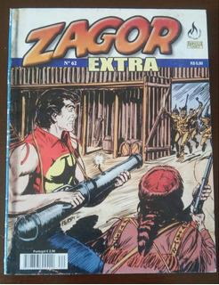 Hq Zagor Extra N° 62