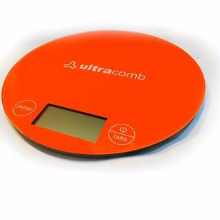 Balanza De Cocina Digital Electronica Ultracomb Tara Slim