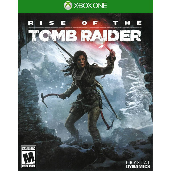 Rise Of The Tomb Raider Xbox One Digital On Line Envio Agora