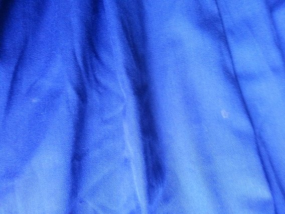 Falda Azul Uniforme Escolar, Talla: 10 Colegio 100mil S
