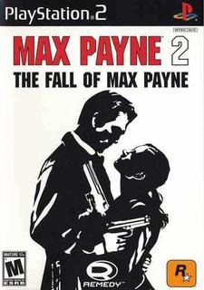 Max Payne 2 Para Playstation2