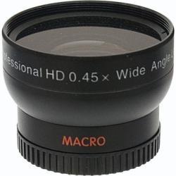 Lente Gran Angular P Video Camara 37mm Tomas Panoramicas