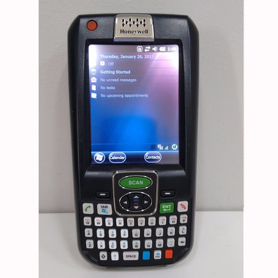 Coletor Honeywell Dolphin 9700 + Base Carregador
