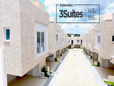 Vendo Sobrado Parque Das Laranjeiras Em Condomínio Fechado No Eurohouse Em Goiânia - Rb46 - 3540007