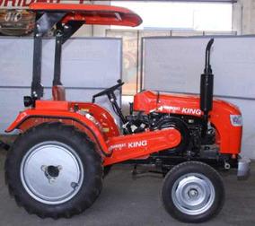 Tractores Agrícolas 4x4 Nuevos Marca Harvest King / Bemus