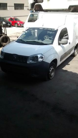 Sucata Fiorino 2015 Motor Evo 1.4 Flex Para Peças