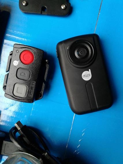Câmera E Filmadora Aquática Hd Com Controle.