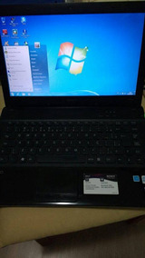 Vendo Notebook Sony Vaio Vpcea20fb