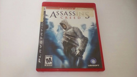 Jogo Assassins Creed Ps3 Seminovo Playstation 3