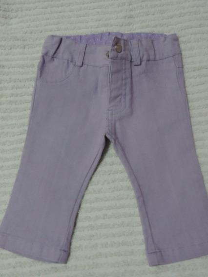 Pantalon Color Lavanda - Mimo Beba