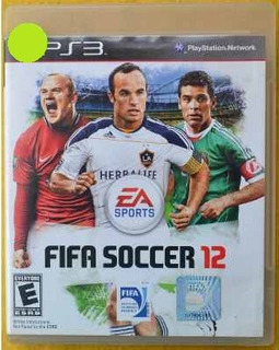 Fifa Scoccer 12 Ps3 Play Magic