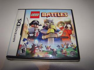 Lego Battles Ds, Nes,psp,snes,ps4,ps3,xbox,nuevo,nintendo,cv