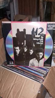 The Unforgettable Fine Collection Lasser Disc U2