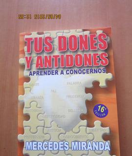 Tus Dones Y Antidones De Mercedes Miranda