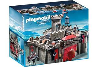 Playmobil 6001 Castillo Caballeros De Halcón