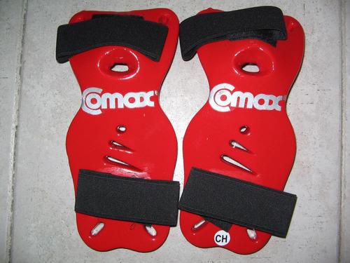 Imagen 1 de 2 de Coderas Antebraceras Rojo Gde Artes Marciales