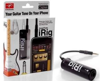 Irig Amplitube Interface Guitarra Bajo Para iPad iPhone iPod
