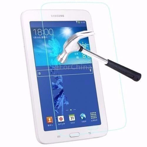 Película De Vidro Tablet Samsung Tab3 7 Lite T110 E T111