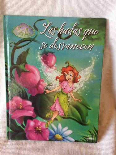 Imagen 1 de 2 de Las Hadas Que Se Desvanecen Disney Editorial Norma Tapa Dura