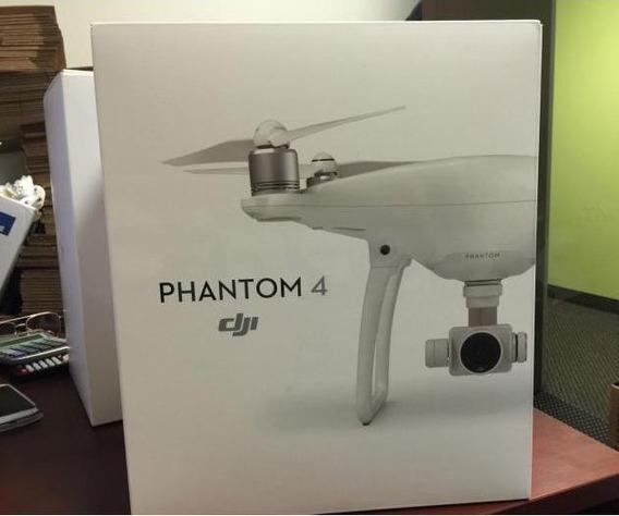 Phantom 4 Dji 4k - Sensor Anti Colisão - Lançamento 2016