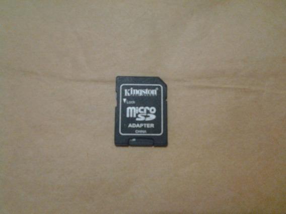 Adaptador Leitor Cartão Micro Sd / 2g Original Kingston N1