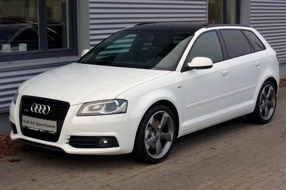 Sucata Para Retirar Peças Audi A3 Sportback 2011