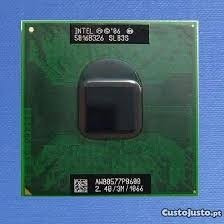 Processador P/note Intel Core 2 Duo P8600 Cache 3mb 2.40ghz