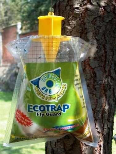 Trampa Mata Moscas Ecotrap 20,000 Original