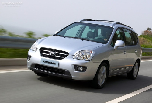 Floripa Imports Sucata Kia Carens Ex 2.0 Automático