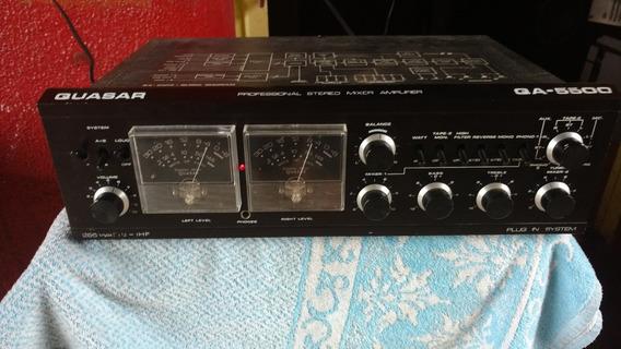 Amplificador Quasar Qa 5500 (2º Versão)