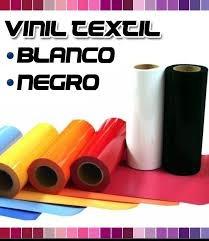 Vinil Textil Medio Metro De Ancho